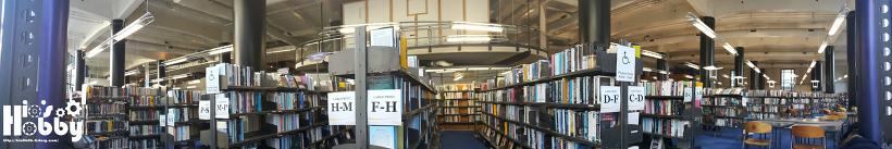 웰링턴 도서관 방문 후기