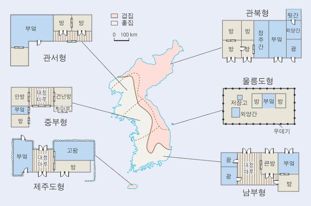 경남지역 주거변천사 - 3 / 조선시대 이전
