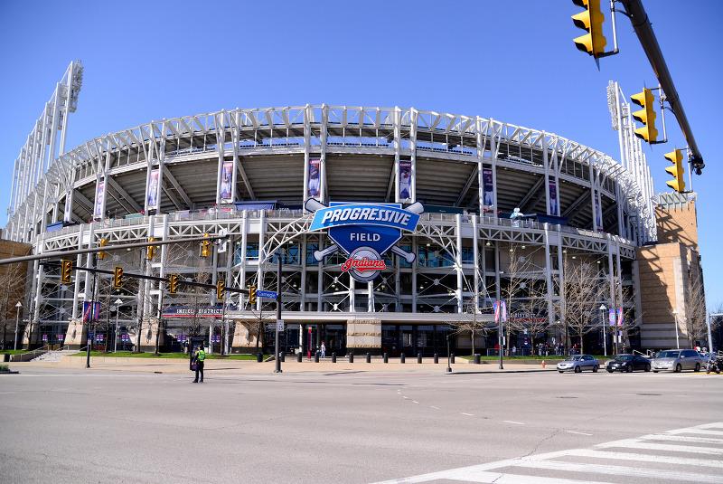 [MLB TOUR(19)] 프로그레시브 필드 : 클리블랜드 인디언스의 홈구장 (Progressive Field : Home of the Cleveland Indians)