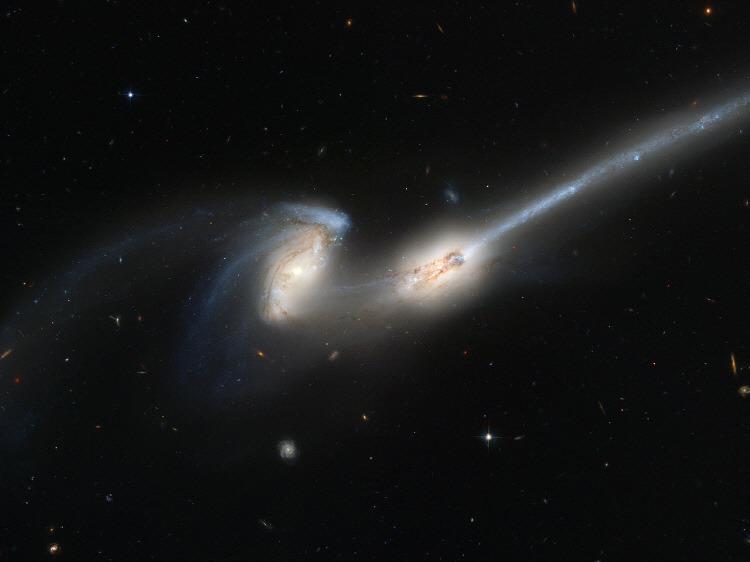 The Mice Galaxies