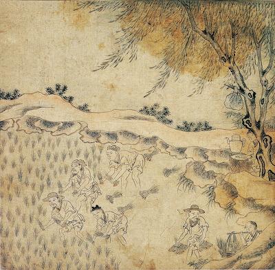 [조선 세종 시대] 농업과 '농사직설' 농법