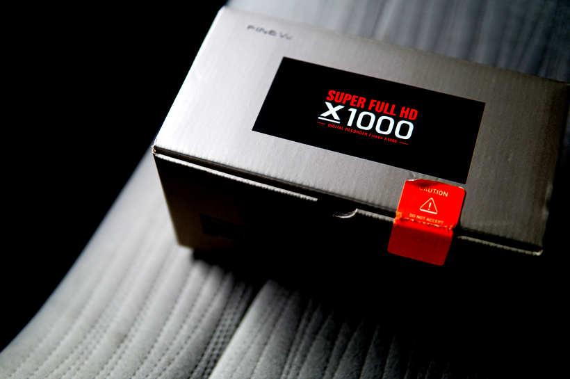 파인뷰 x1000