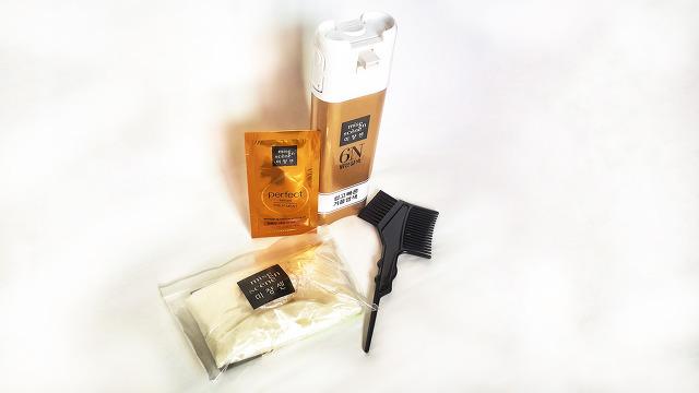 셀프 새치 염색약 미쟝센 헬로버블 염색약 브랜드 일반 모발에 비해 새치커버 무료이미지
