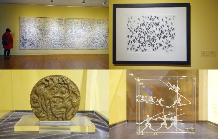 대전가볼만한전시 이응노미술관 2018 소장품 하이라이트 展