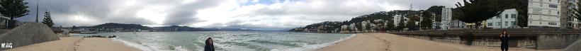 오리엔탈 베이 Oriental Bay