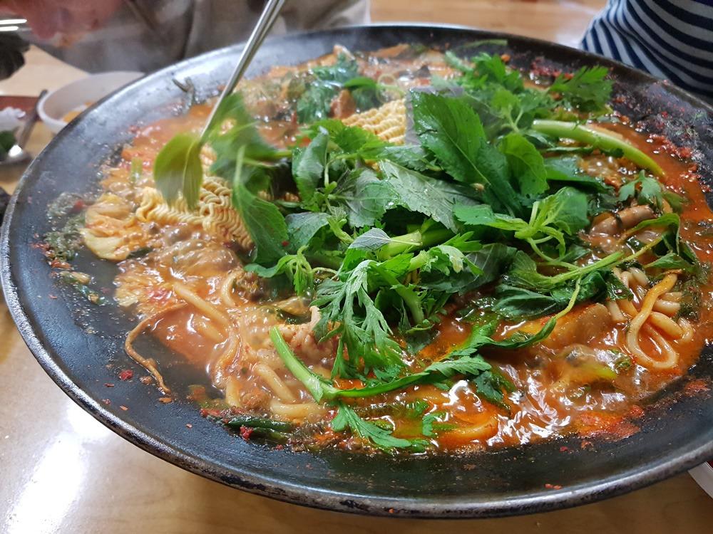 [태백시 장성동 맛집]서울닭갈비