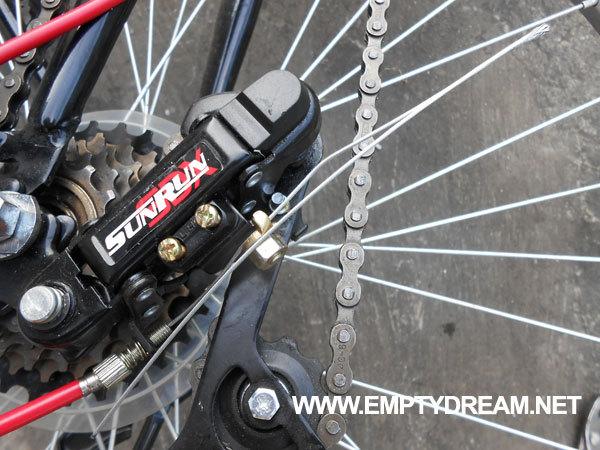 자전거 변속레버 교체하기 (그립쉬프트)