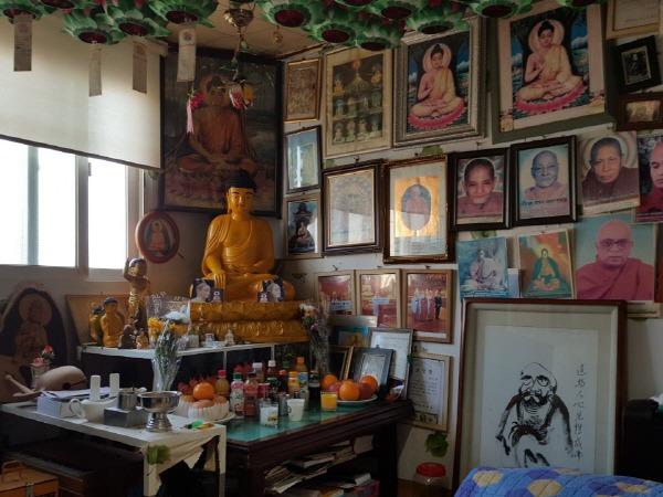 방글라데시 불교 사원