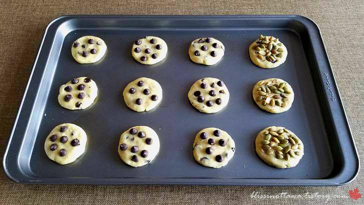 건강 쿠키 만드는 법입니다