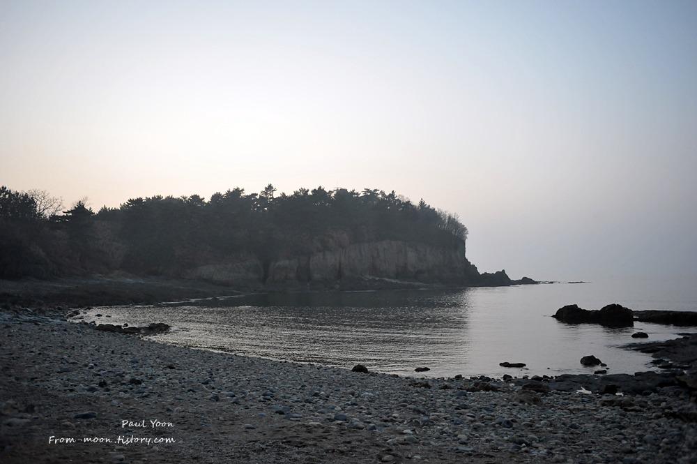 [부안 여행 / 변산반도 여행] 어두운 밤에 들린, 변산반도 적벽강 (부안 적벽강, 赤壁江, JeokByeokGang)