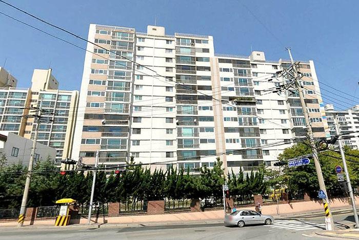 용흥동 현대고층 1차