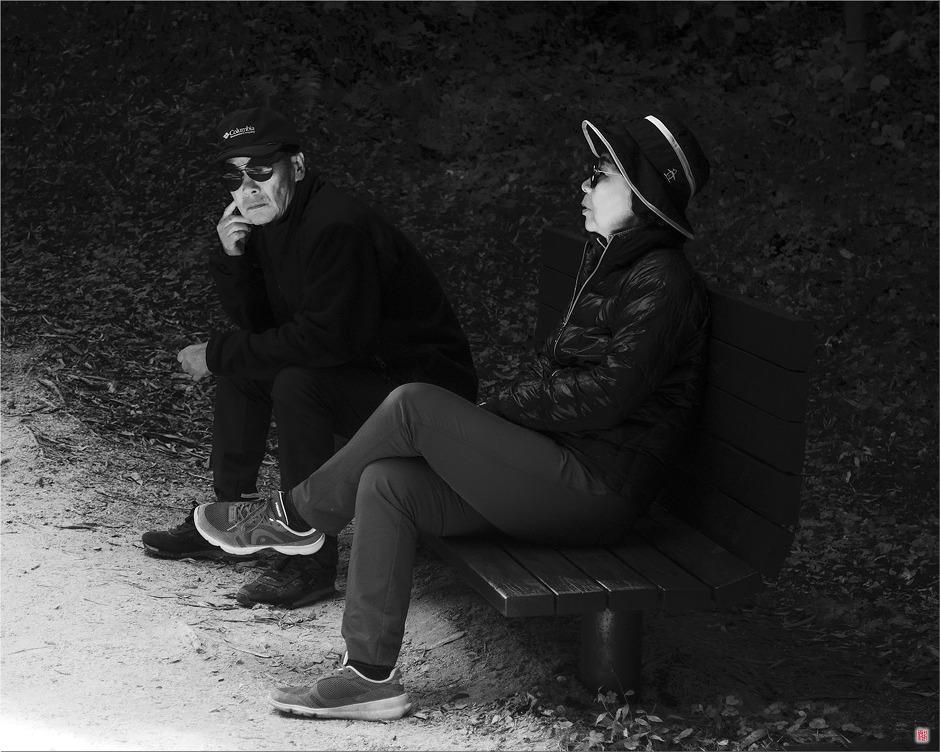 [삼성NX500] A couple in black