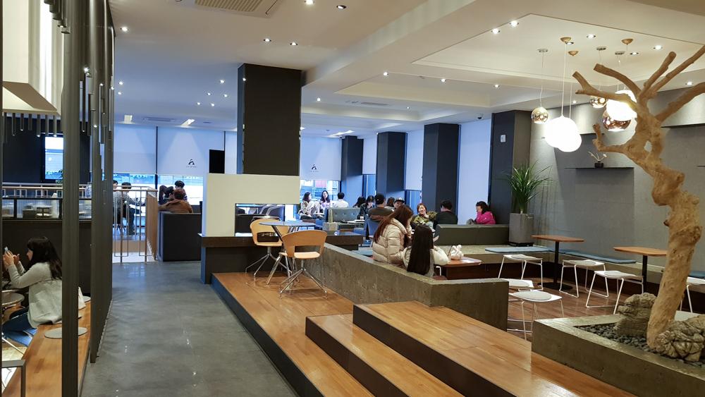 카페 아양 2층 전체 1