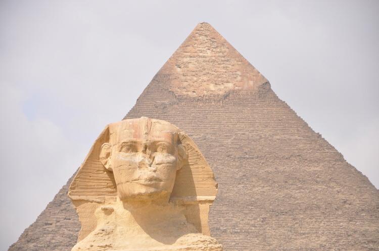 이집트 피라미드 스핑크스(Pyramid Sphinx)