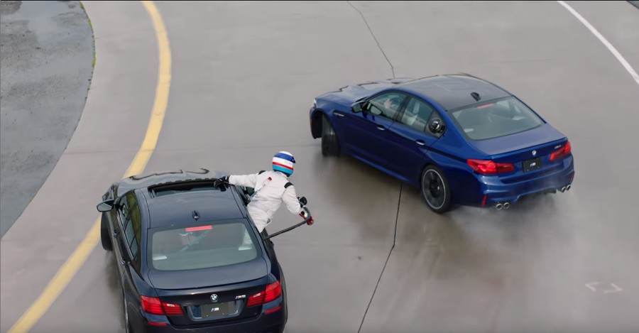 BMW, M5, CCAMI, Drift, BMW M5, ALL NEW BMW M5, 드리프트, 기네스북, 비엠, BMW 드리프트