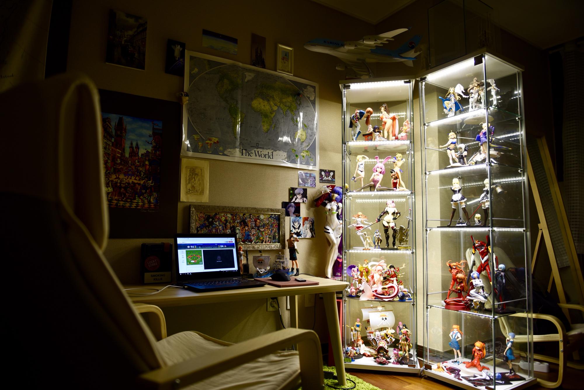 이케아 데톨프 + LED