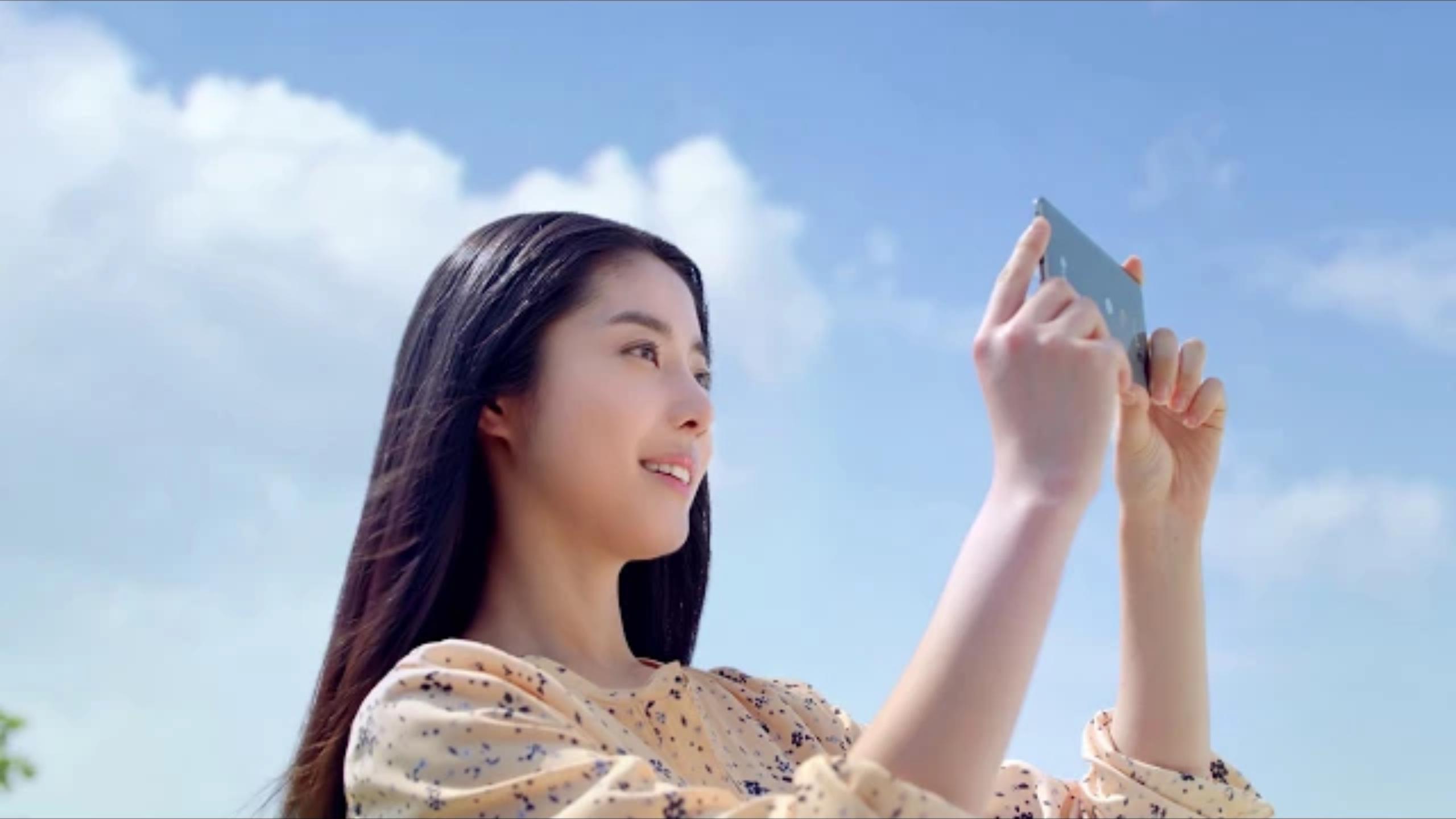 LG V30s thinQ CF 여자모델은? 보너스베이비 최문희