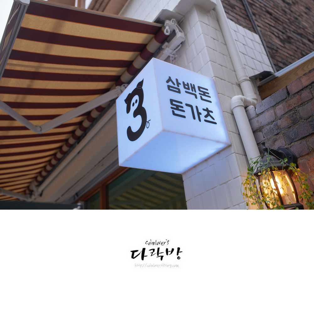 이틀간의 서울, 샤로수길 돈가츠 맛집 삼백돈, 로향양꼬치