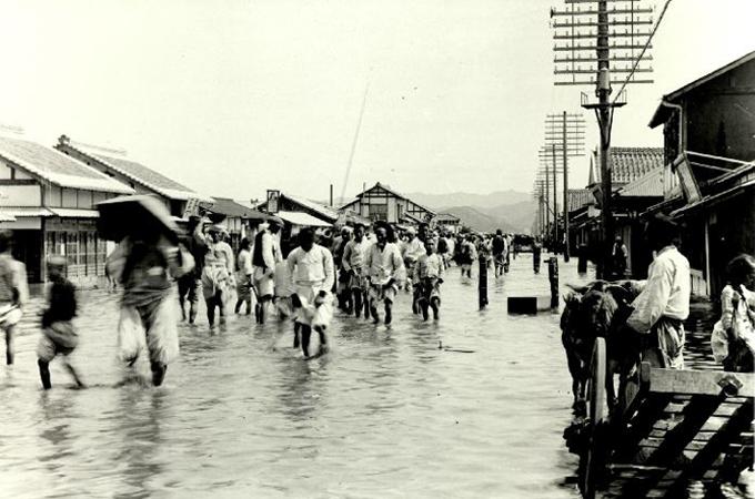 변영로가 겪은 1925년 을축년대홍수