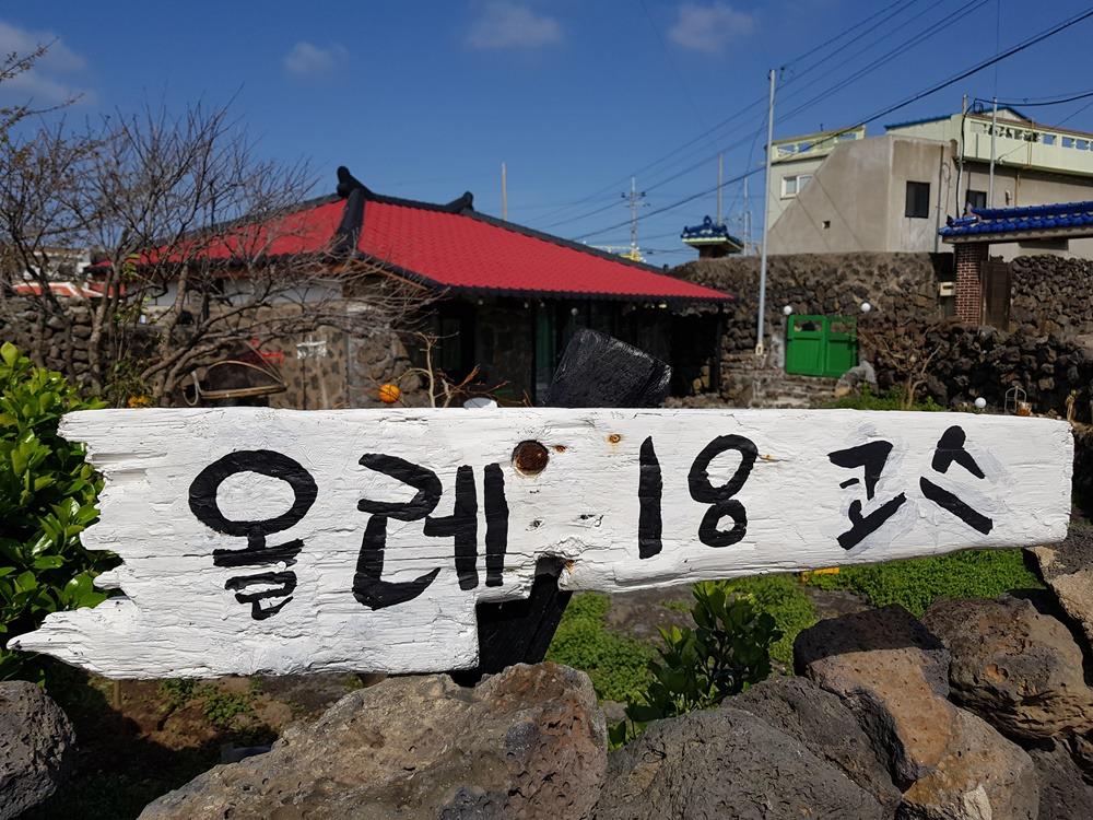 [제주올레 걷기여행]18코스(2)