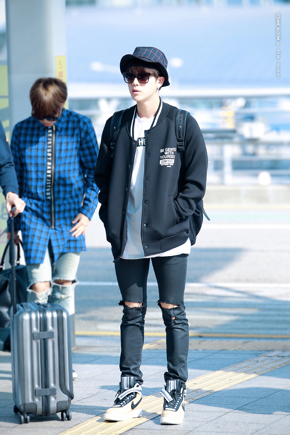 [Picture/Fansitesnap] BTS at Incheon Airport Depart to San ...